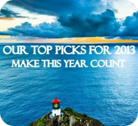 Our Top Picks For 2013