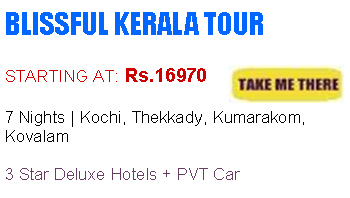 Blissfull Kerala Tour