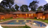 Coorg - Orange County-Private-Pool-Villa