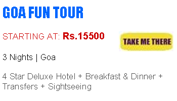 Goa Fun Tour