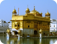 Himachal with Golden Temple, Amritsar