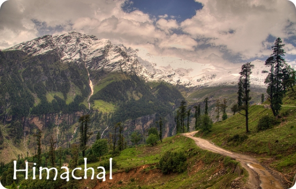 Himachal Tour Packages_Beautiful Himachal valley view