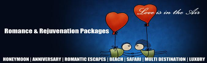 Romance and Rejuvenation Packages